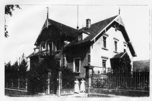 villa um 1900